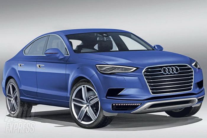 Audi расширить серию q автомобилей