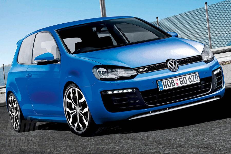 Volkswagen Golf станет ещё быстрее